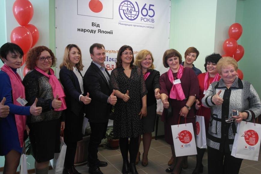 В Покровске торжественно открыли социокультурный центр «Покровская сакура», фото-21