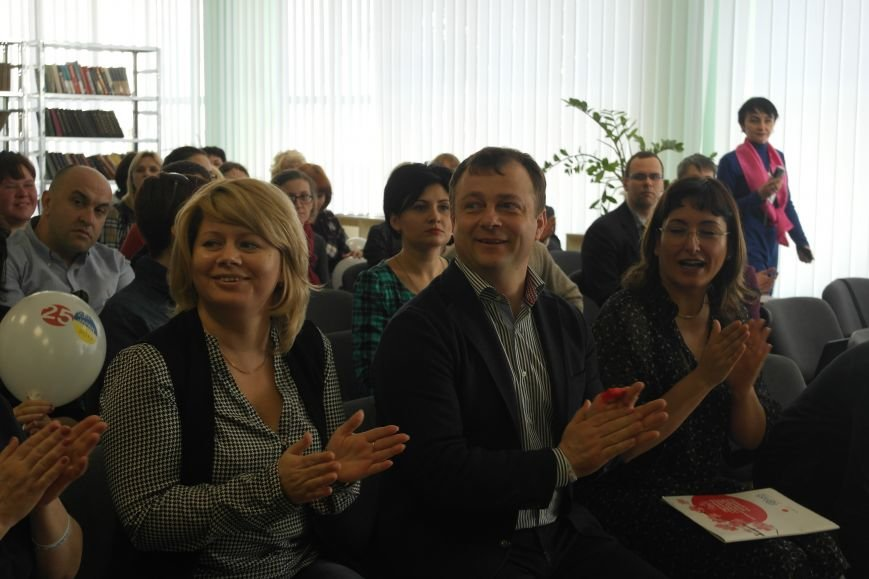 В Покровске торжественно открыли социокультурный центр «Покровская сакура», фото-13