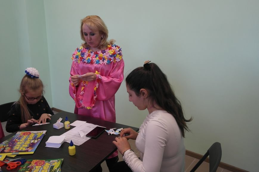 В Покровске торжественно открыли социокультурный центр «Покровская сакура», фото-7