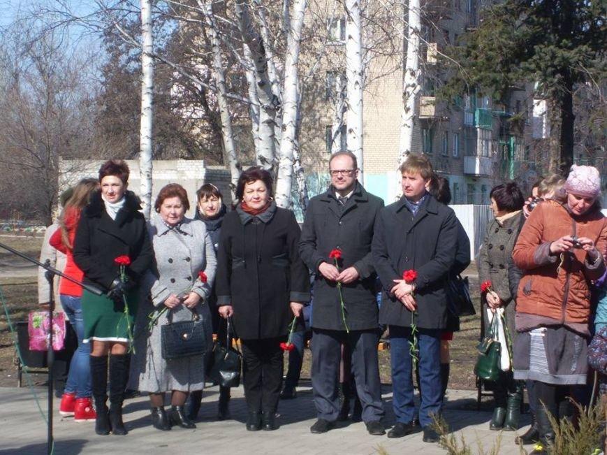 Сегодня в Мирнограде состоялся торжественный митинг, фото-2
