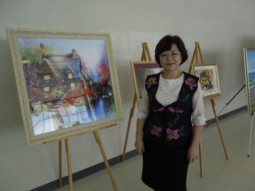 В Актау прошла выставка рукоделий, фото-3