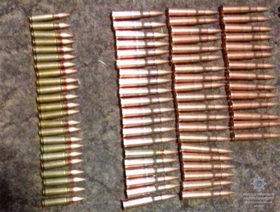 На Днепропетровщине началась операция «Оружие-взрывчатка»: изъято множество боеприпасов, фото-1