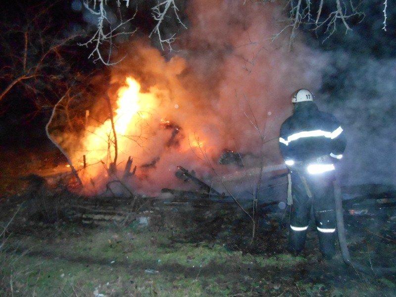 На Херсонщині пожежа через несправну електрику (фото), фото-1