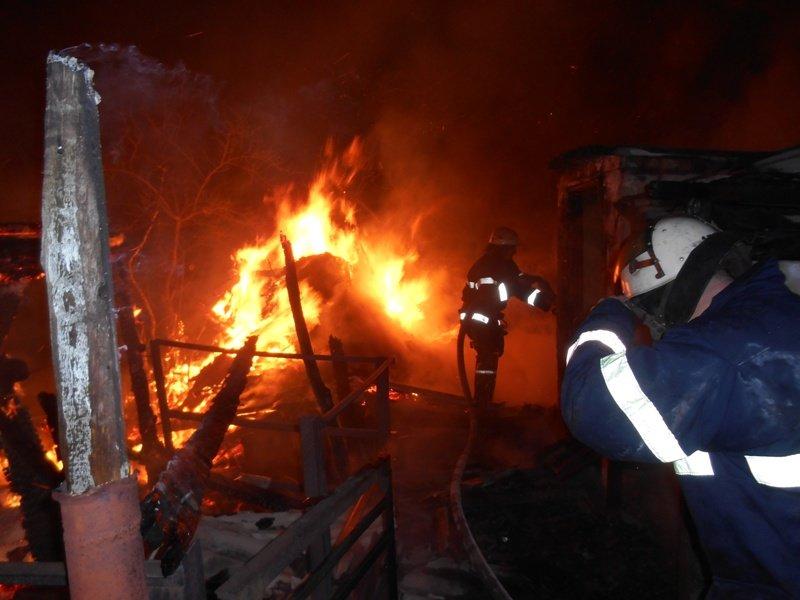 На Херсонщині пожежа через несправну електрику (фото), фото-2