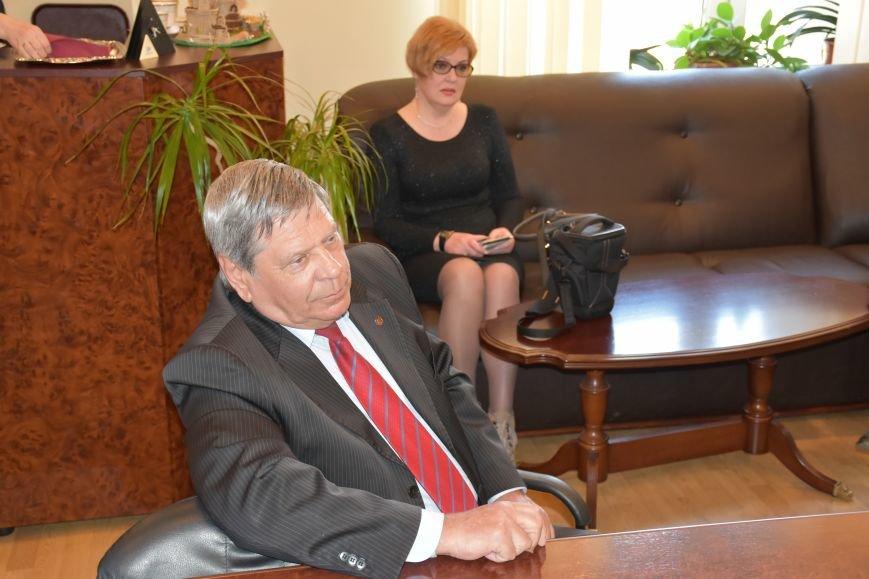 65-летие Почетного гражданина Черноморска Сергея Галимова, фото-1