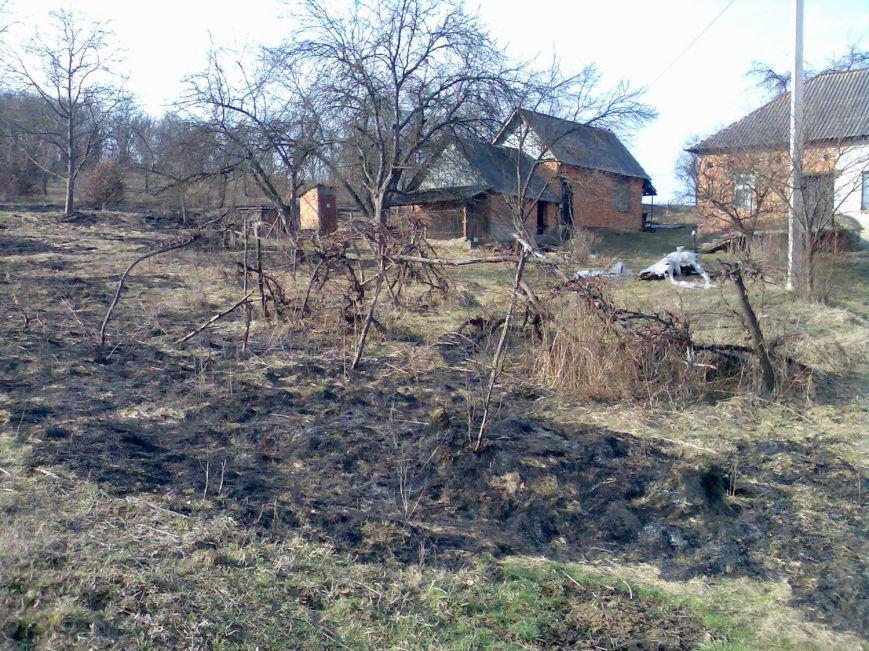 В Іршаві жінка, підпаливши сміття, ледь не залишила себе без будинку: фото, фото-3