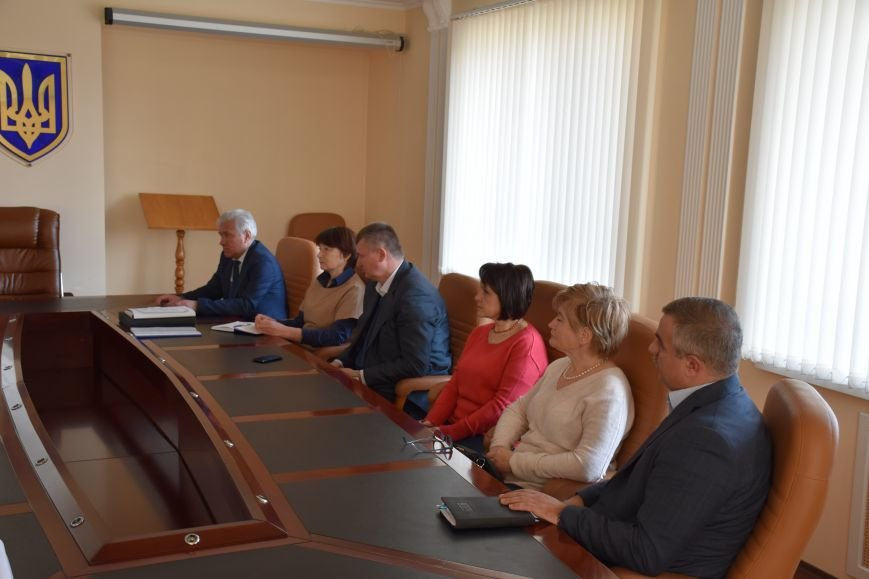 Рабочее совещание вице-мэра Черноморска Юрия Крука по берегоукреплению, фото-1