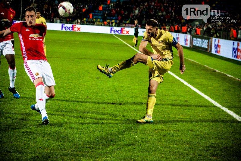 Легенды-на-Дону: «Манчестер Юнайтед» и «Ростов» сыграли на «Олимпе-2», фото-11