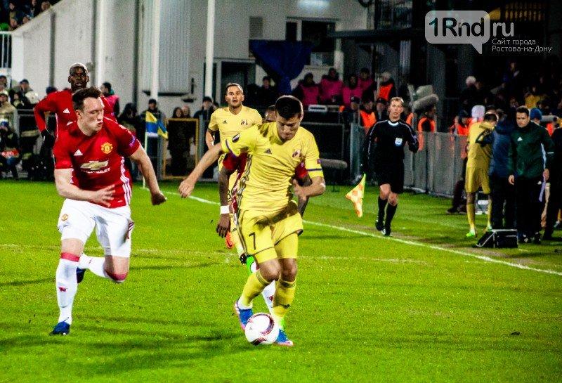 Легенды-на-Дону: «Манчестер Юнайтед» и «Ростов» сыграли на «Олимпе-2», фото-5