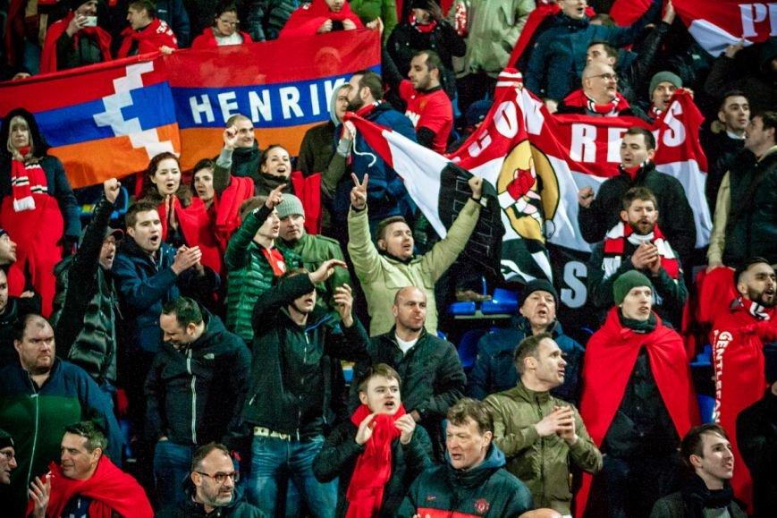 Легенды-на-Дону: «Манчестер Юнайтед» и «Ростов» сыграли на «Олимпе-2», фото-1