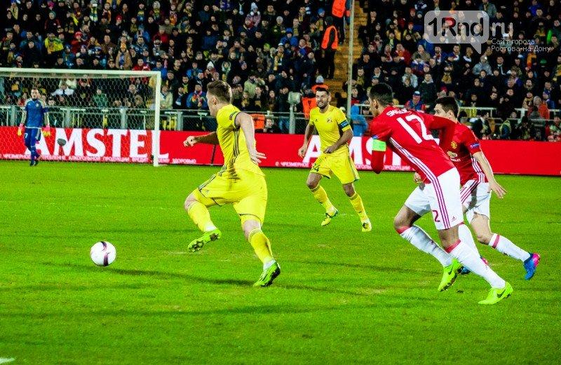 Легенды-на-Дону: «Манчестер Юнайтед» и «Ростов» сыграли на «Олимпе-2», фото-6