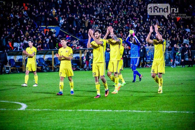 Легенды-на-Дону: «Манчестер Юнайтед» и «Ростов» сыграли на «Олимпе-2», фото-12