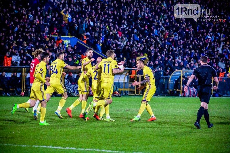 Легенды-на-Дону: «Манчестер Юнайтед» и «Ростов» сыграли на «Олимпе-2», фото-9