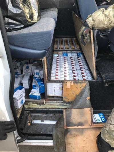 Краматорские пограничники обнаружили безакцизные сигареты, фото-3