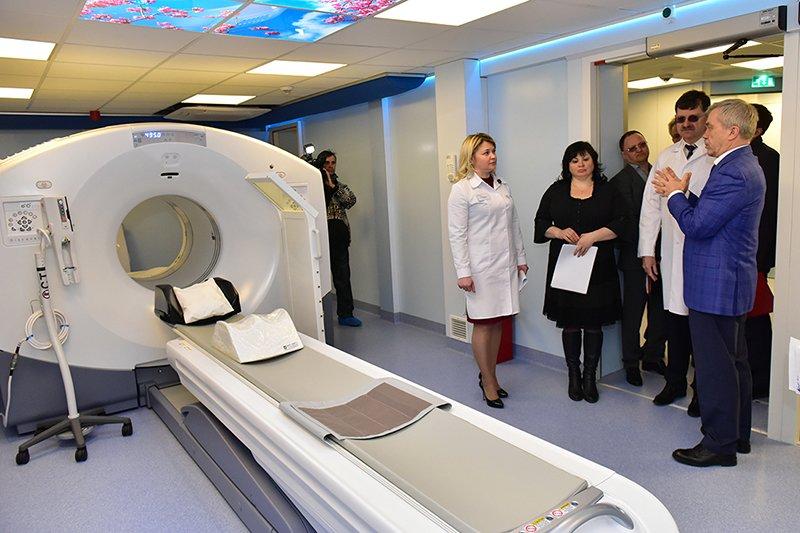 Летом откроется новая поликлиника онкодиспансера, фото-2