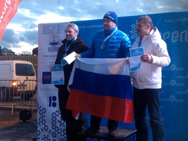 Виктор Палагнюк - чемпион
