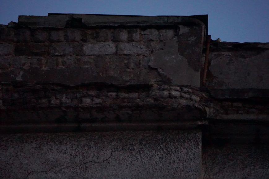 В Каменском из-за обвала фасада погибла девочка, фото-2