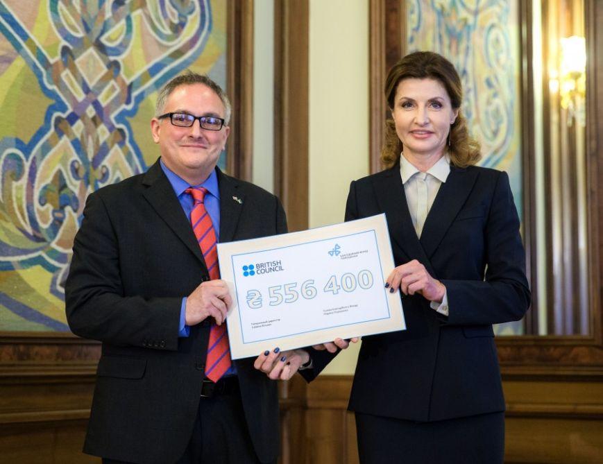 Учительница из Каменского получила стипендию от фонда Петра Порошенко, фото-3