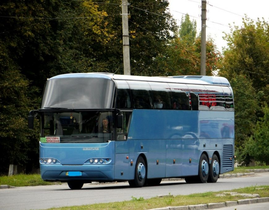 Аренда автобуса в Киеве для перевозок - это УкрЛайн!, фото-1