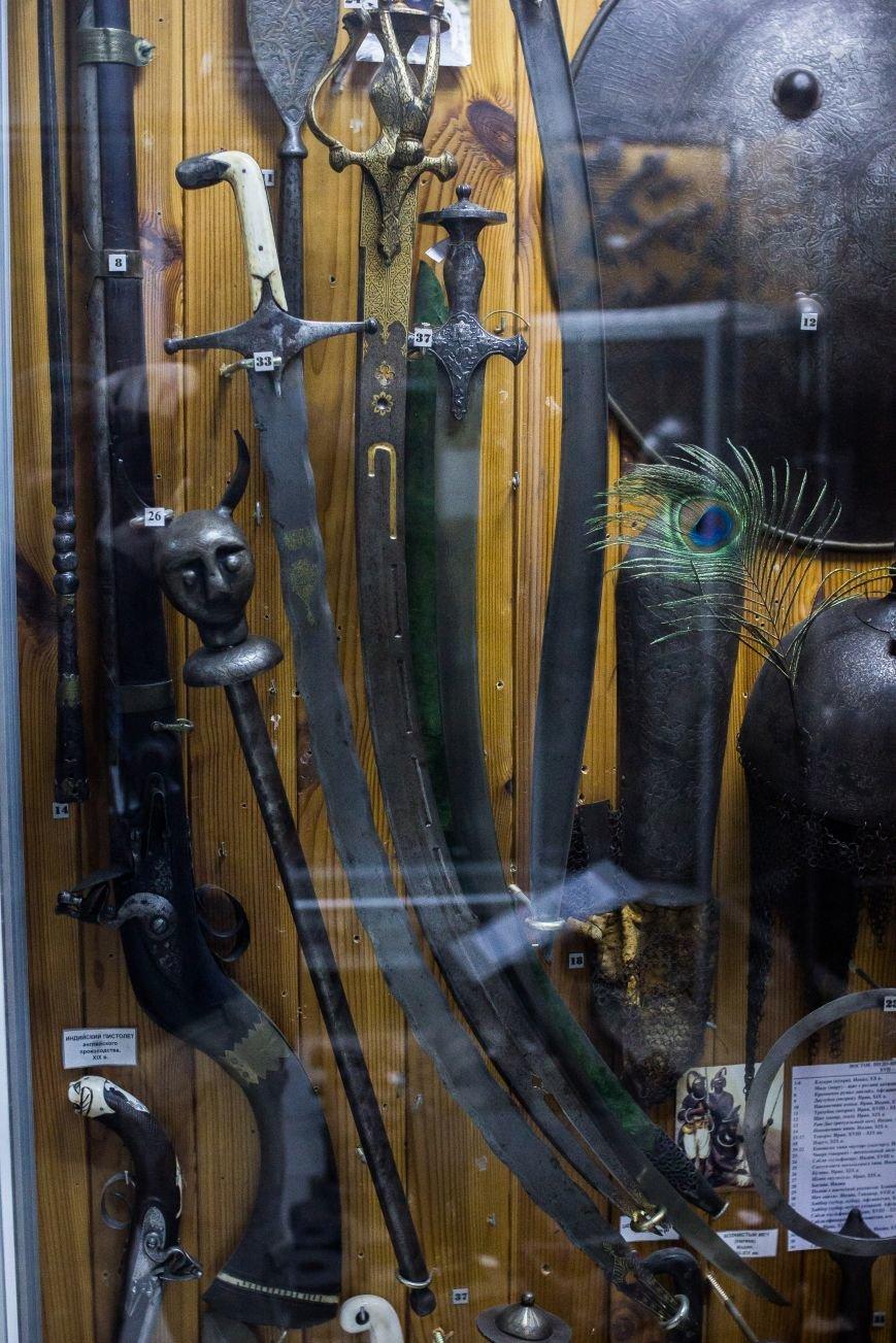 Куда пойти в Запорожье: ТОП-10 экспонатов музея оружия, - ФОТО, фото-3