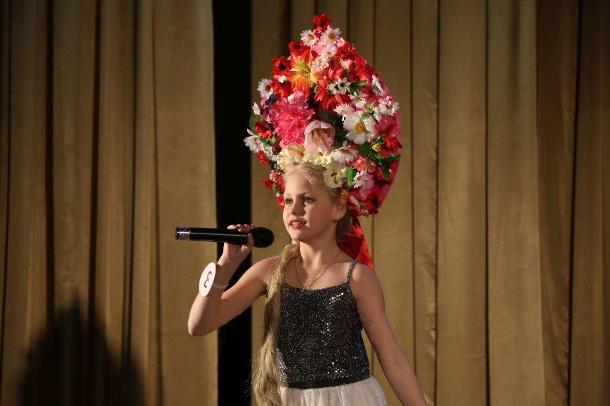 В Соледаре прошел конкурс красоты «Мини-мисс Весна – 2017», фото-17