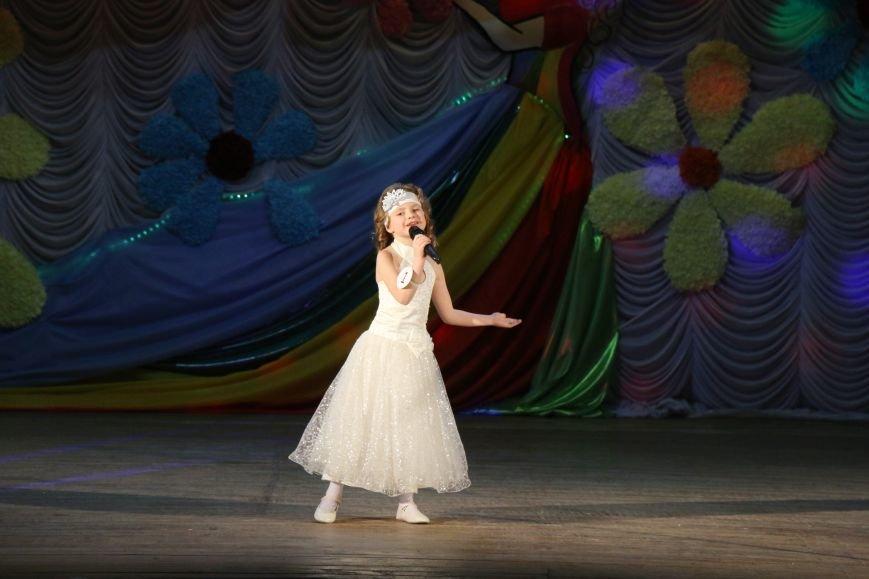 В Соледаре прошел конкурс красоты «Мини-мисс Весна – 2017», фото-9