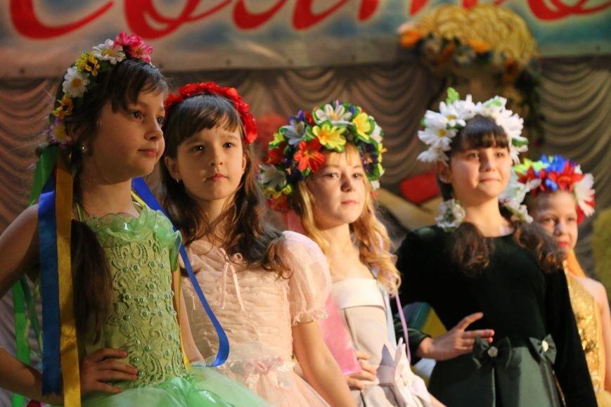 В Соледаре прошел конкурс красоты «Мини-мисс Весна – 2017», фото-3