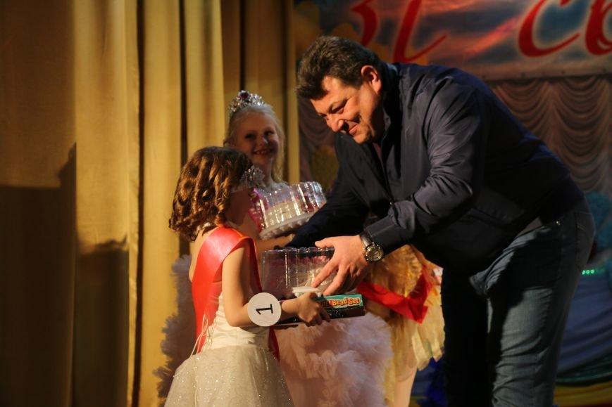 В Соледаре прошел конкурс красоты «Мини-мисс Весна – 2017», фото-22