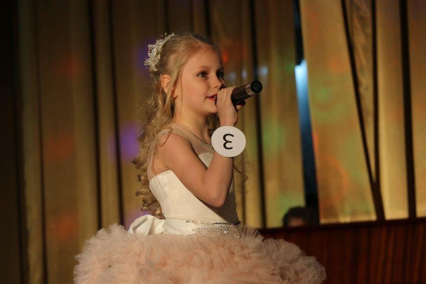 В Соледаре прошел конкурс красоты «Мини-мисс Весна – 2017», фото-2
