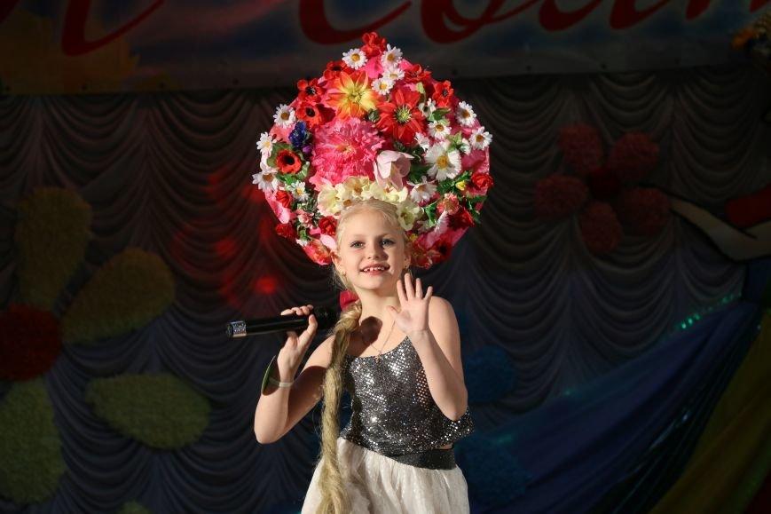 В Соледаре прошел конкурс красоты «Мини-мисс Весна – 2017», фото-16