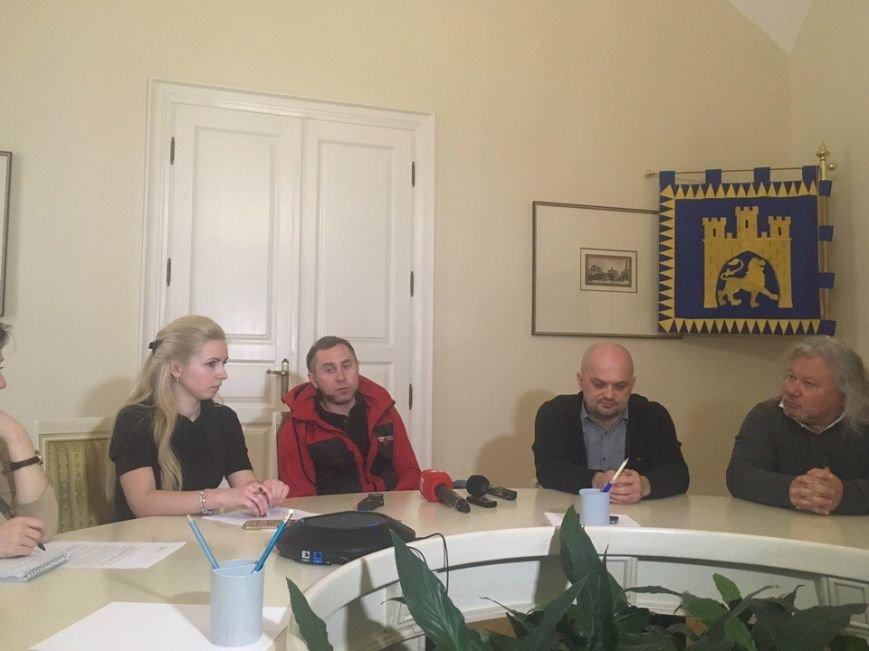 У Львові повідомили про запуск фонду на підтримку авіаперевізників: фото та відео з місця події, фото-2