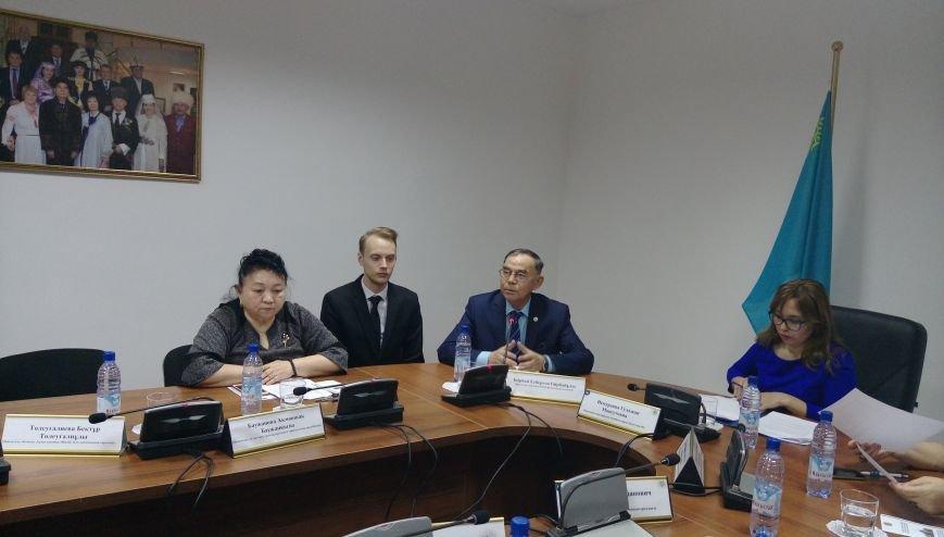 В Актау обсудили конституционные реформы, фото-3
