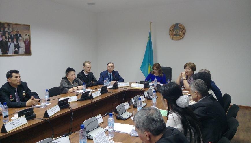 В Актау обсудили конституционные реформы, фото-1