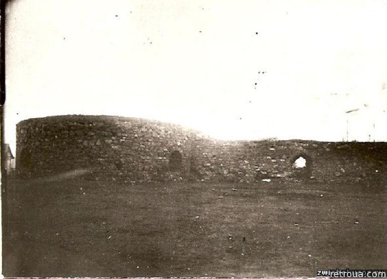 Звягельська фортеця у Новограді-Волинському в 1929 році (ФОТО), фото-1