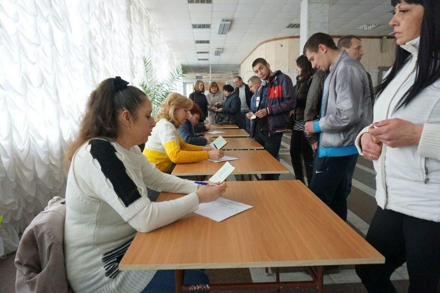 В Каменском решили продолжить неудачно начавшийся отзыв депутата Сергея Коваленко, фото-5