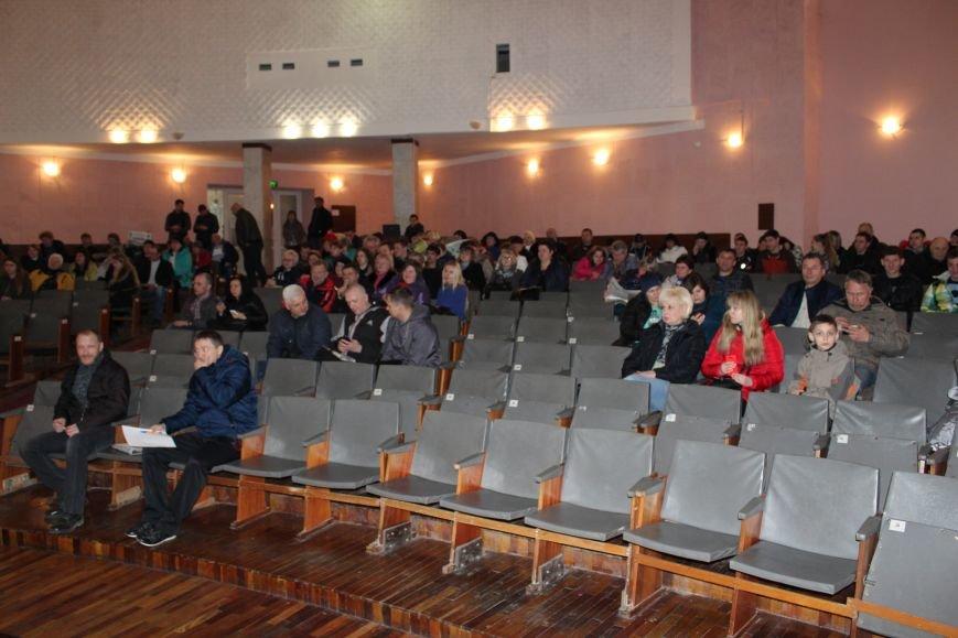 В Каменском завершилось собрание по отзыву депутата Коваленко, фото-4