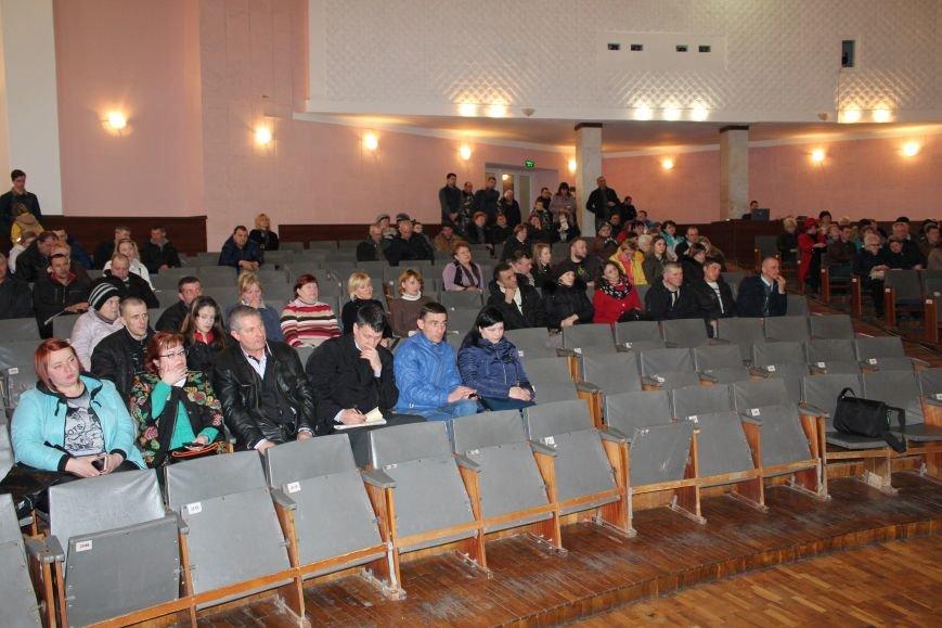 В Каменском завершилось собрание по отзыву депутата Коваленко, фото-5