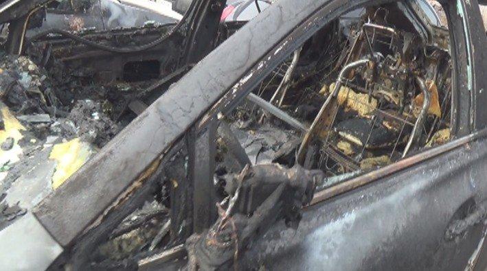 """В Днепропетровской области внештатному журналисту сожгли """"Lexus"""" (ФОТО, ВИДЕО), фото-6"""