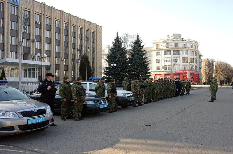 В Бахмутской полиции пополнение, фото-3