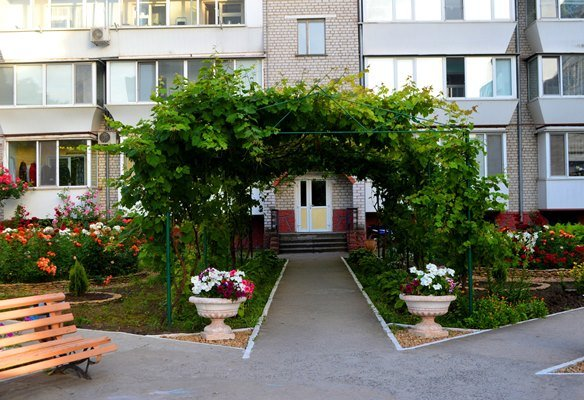 В Черноморске стартует конкурс «Лучший подъезд в жилом доме», фото-4