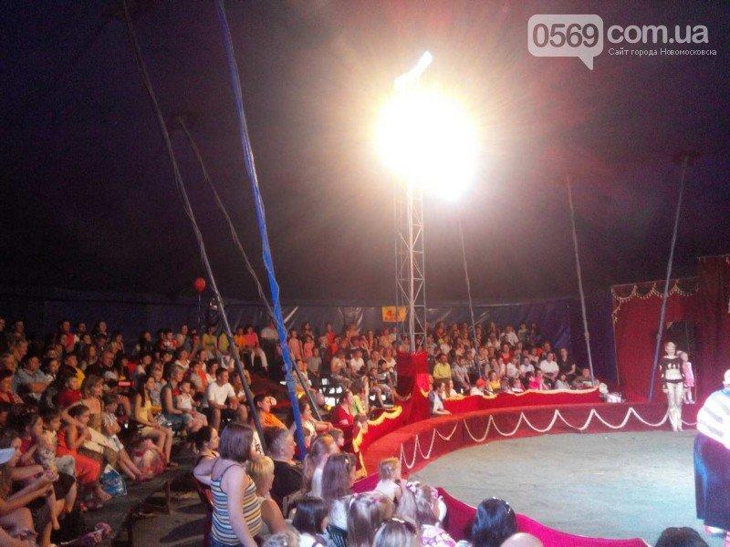 Новомосковск: все в цирк!, фото-10
