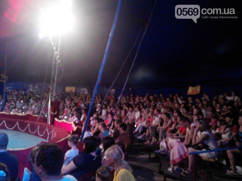 Новомосковск: все в цирк!, фото-8