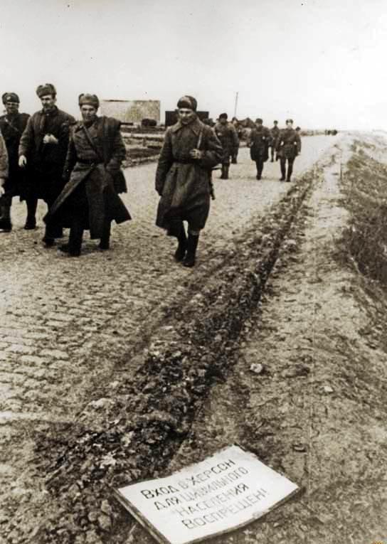 13 марта - день освобождения Херсона от немецко-фашистских оккупантов, фото-4