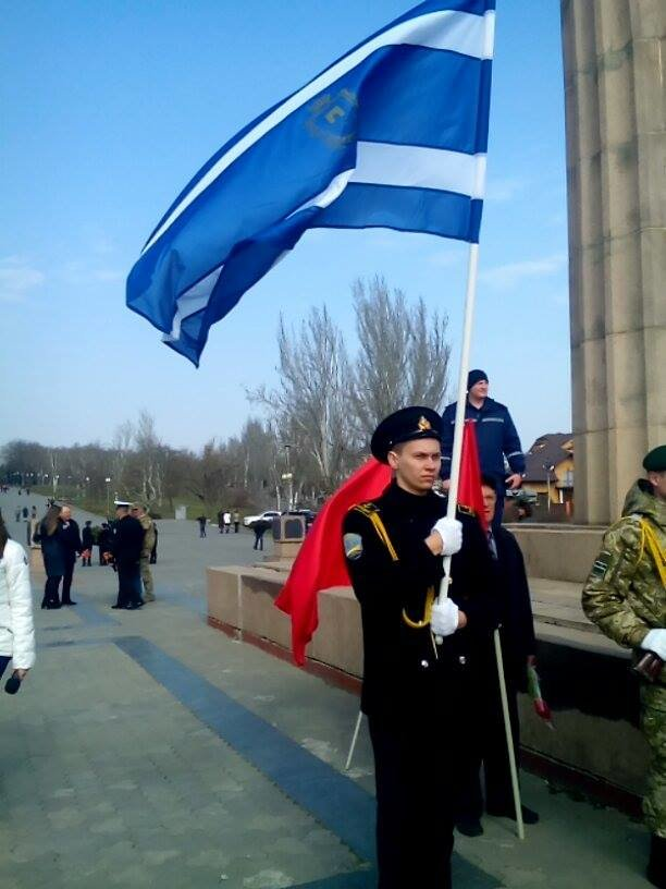 В Херсоне проходит церемония в честь 73-й годовщины освобождения нашего города от немецко-фашистских захватчиков (фото), фото-7