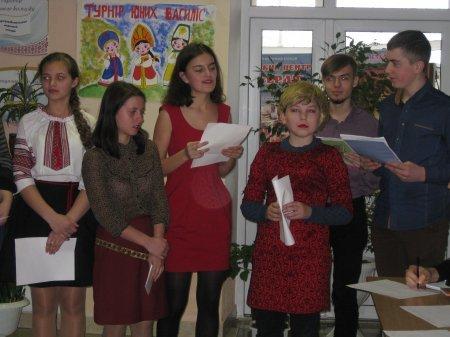 У Новоград-Волинському медичному коледжі відбулася конкурсно-розважальна програма «Турнір юних Василіс», фото-5