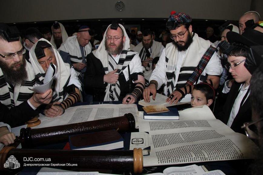 Как днепровские евреи отметили Пурим (ФОТО), фото-1