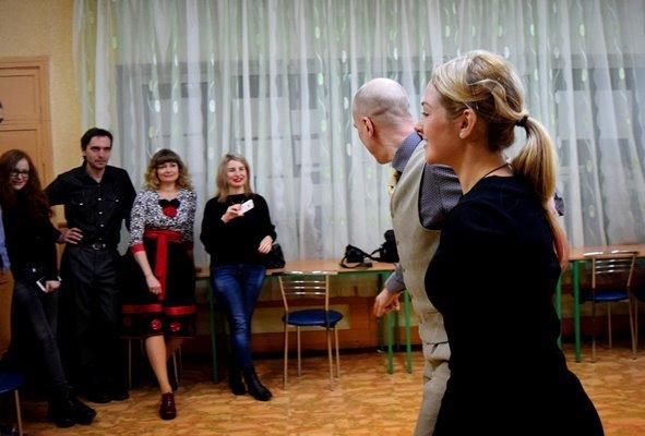 «Диалог с душой»: в Черноморске прошёл мастер-класс по свинговым танцам, фото-6