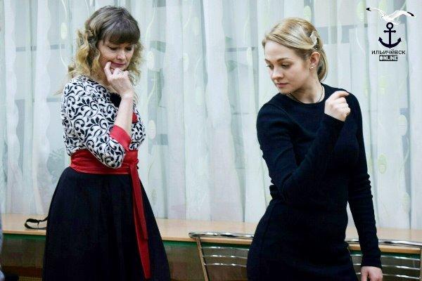 «Диалог с душой»: в Черноморске прошёл мастер-класс по свинговым танцам, фото-1