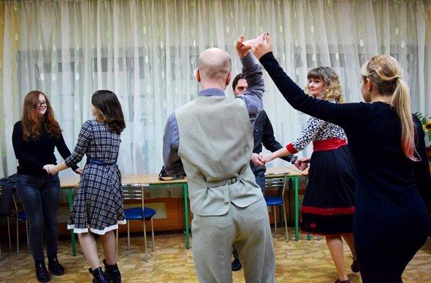 «Диалог с душой»: в Черноморске прошёл мастер-класс по свинговым танцам, фото-10