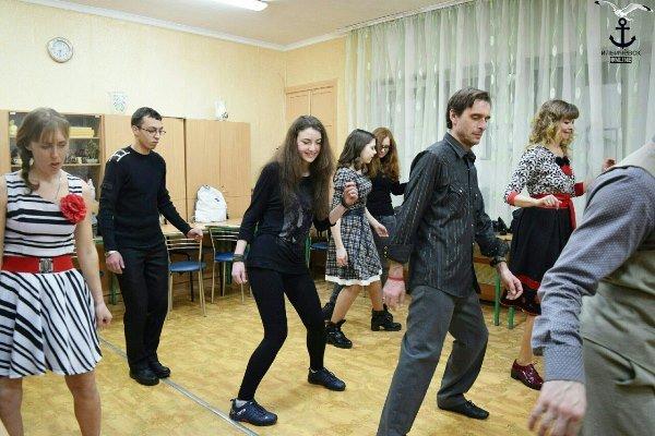 «Диалог с душой»: в Черноморске прошёл мастер-класс по свинговым танцам, фото-9
